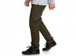 DC Worker Straight Fit Dark Olive (#1)