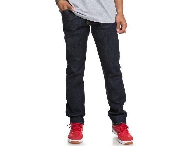 Pantaloni DC Worker Straight Fit Jeans Indigo Rinse