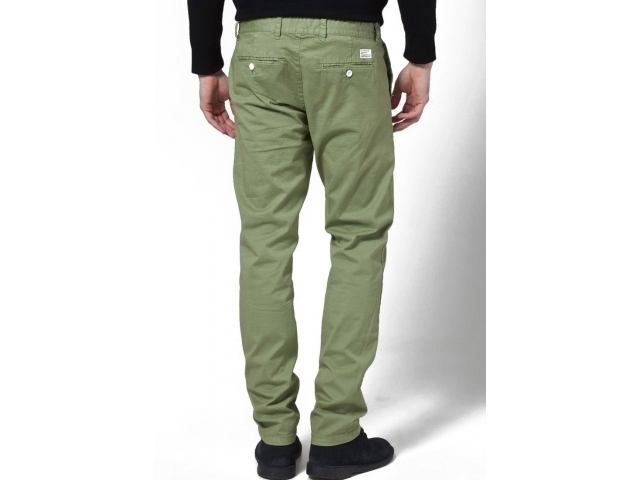 Globe Goodstock Slim-Fit Faded Evergreen
