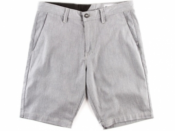 Volcom Frickin Modern Stretch Short 21 Grey (thumb #0)