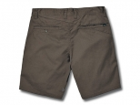 Volcom Frickin Modern Stretch Short 21 Mushroom (thumb #1)