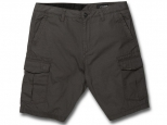 Volcom Miter II Cargo Short Dark Grey (thumb #0)