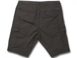 Volcom Miter II Cargo Short Dark Grey (thumb #1)