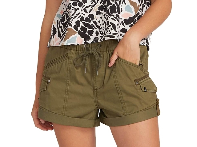 Volcom Stash Short Dark Camo (detaliu #0)
