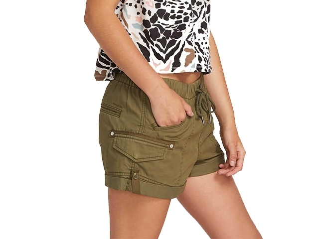 Volcom Stash Short Dark Camo (detaliu #1)