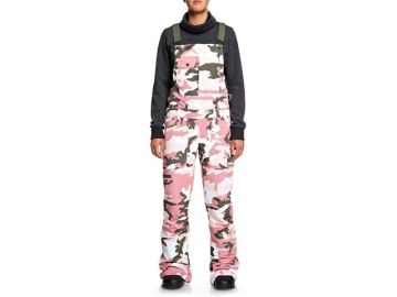 DC Collective Bib Ws Dusty Rose Vintage Camo (thumb #0)