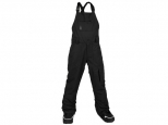 Volcom Barkley Bib Overall Youth Black