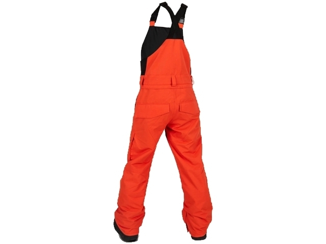 Volcom Barkley Bib Overall Youth Orange (detaliu #1)