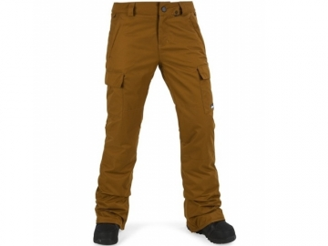 Volcom Cascade Insulated Pant Copper (thumb #0)