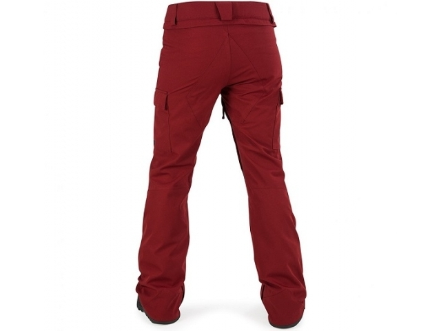 Volcom Robson Deep Red