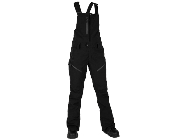 Volcom Swift Bib Overall Black (detaliu #0)