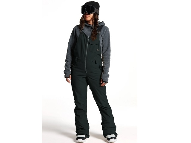 Volcom Swift Bib Overall Black (detaliu #1)