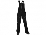 Volcom Swift Bib Overall Black (thumb #0)