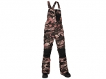 Volcom Swift Bib Overall Faded Army