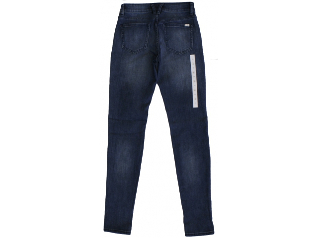 Volcom Super Stoned Skinny Double Down Indigo (detaliu #3)