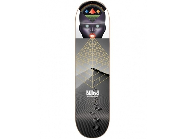Placa skate Blind Space Case Romar 8.125 de la Blind