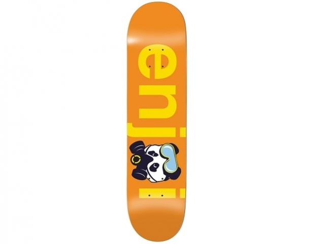 Enjoi No Brainer Gasmask HYB 8.125 Orange (detaliu #0)