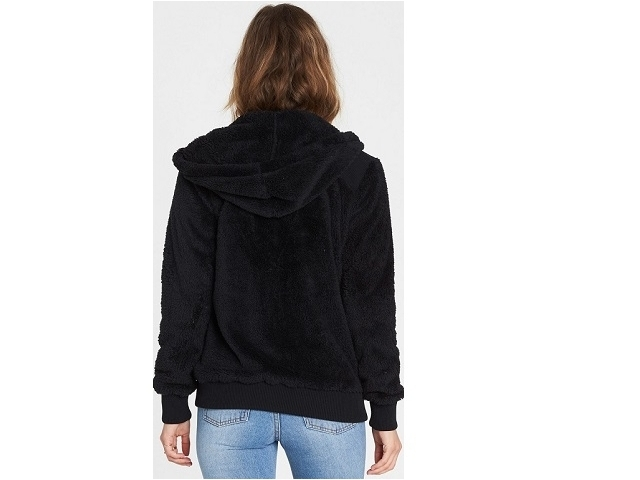 Billabong Cozy Down Polar Fleece Black (detaliu #1)