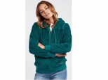 Billabong Cozy Down Polar Fleece Deep Lagoon