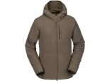 Volcom POLARTEC® Fleece Dark Teak (thumb #0)