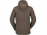 Volcom POLARTEC® Fleece Dark Teak (thumb #1)