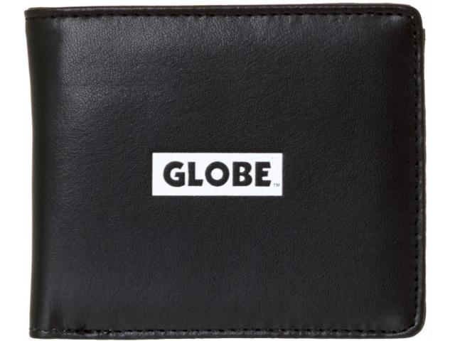 Portofel Globe Corroded II Black de la Globe