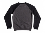 DC Circle Star Kids Black/Charcoal Heather (thumb #1)