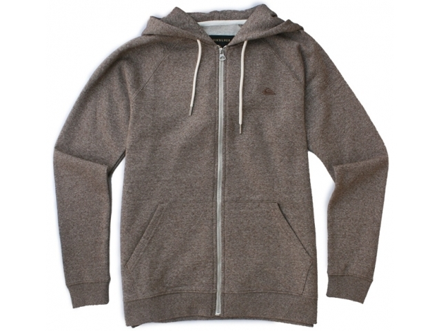 Quiksilver Every Day Chocolate Brown Heather