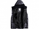 Quiksilver Mission Printed Black Grey Camokazi (#2)
