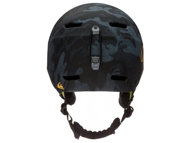 Quiksilver Wildcat Black Grey Camokazi