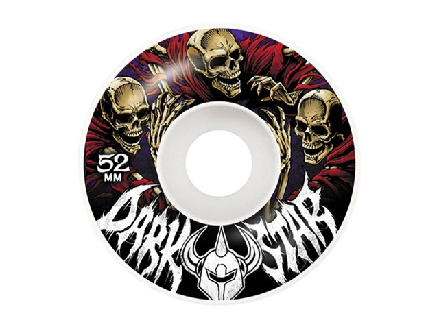 Roti skate Darkstar Crusade White 52mm de la Darkstar