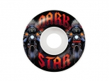 Darkstar Roadie White 53mm (#0)
