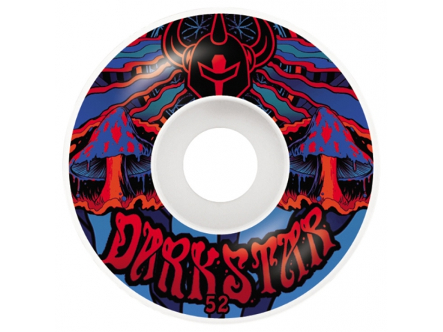 Roti skate Darkstar Trippy Red/Blue 52mm