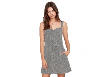Volcom Newdles Dress Stripe (thumb #0)