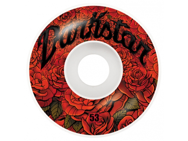 Roti skate Darkstar Roses Red 53mm de la Darkstar