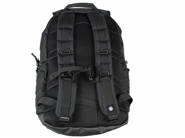Element Cypress Recruit All Black (detaliu #1)