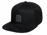 DC Brackers Snapback Hat Black