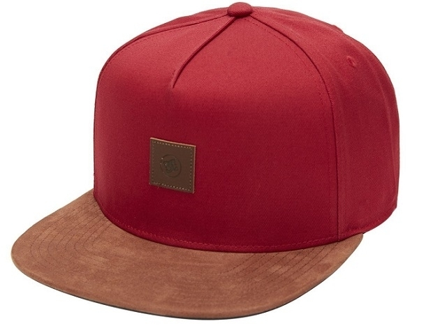 DC Brackers Snapback Hat Chili Pepper (detaliu #0)