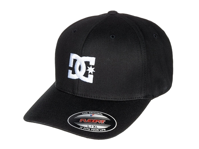 DC Cap Star 2 Black