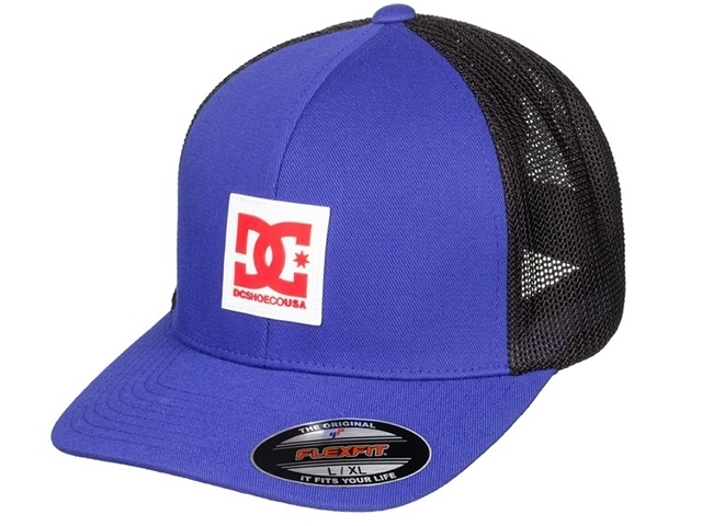 DC Mesher Trucker Nautical Blue (detaliu #0)