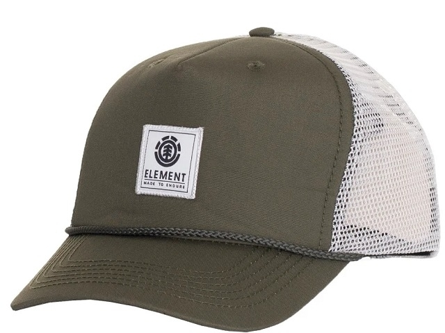 Element Stint Trucker Cap Army (detaliu #0)