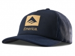 Emerica Brand Combo Trucker Dark Navy (thumb #0)