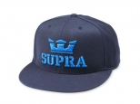 Supra Above II Snapback Navy/Royal
