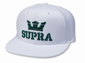 Supra Above II Snapback White/Evergreen (thumb #0)