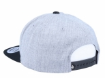 Volcom Cresticle Snapback Heather Grey (thumb #1)
