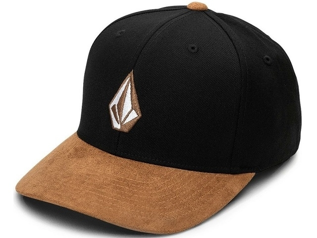 Volcom Full Stone Heather XFIT Brown/Black (detaliu #0)