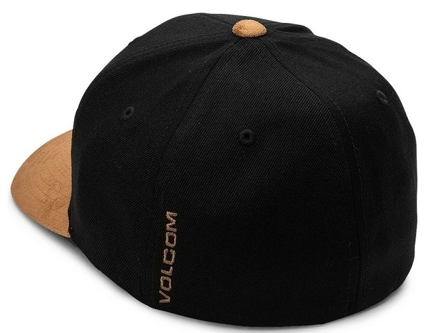 Volcom Full Stone Heather XFIT Brown/Black (detaliu #1)