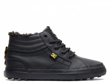 DC Evan HI WNT Black/Black/Yellow (thumb #0)