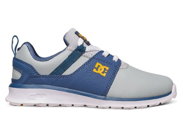 Shoes Copii Dc Heathrow Se Kids Blue/grey