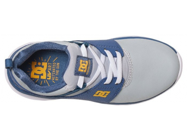 DC Heathrow SE Kids Blue/Grey (detaliu #1)